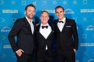 Floris Wulffele wint European Search Award met Splenter Schoenen